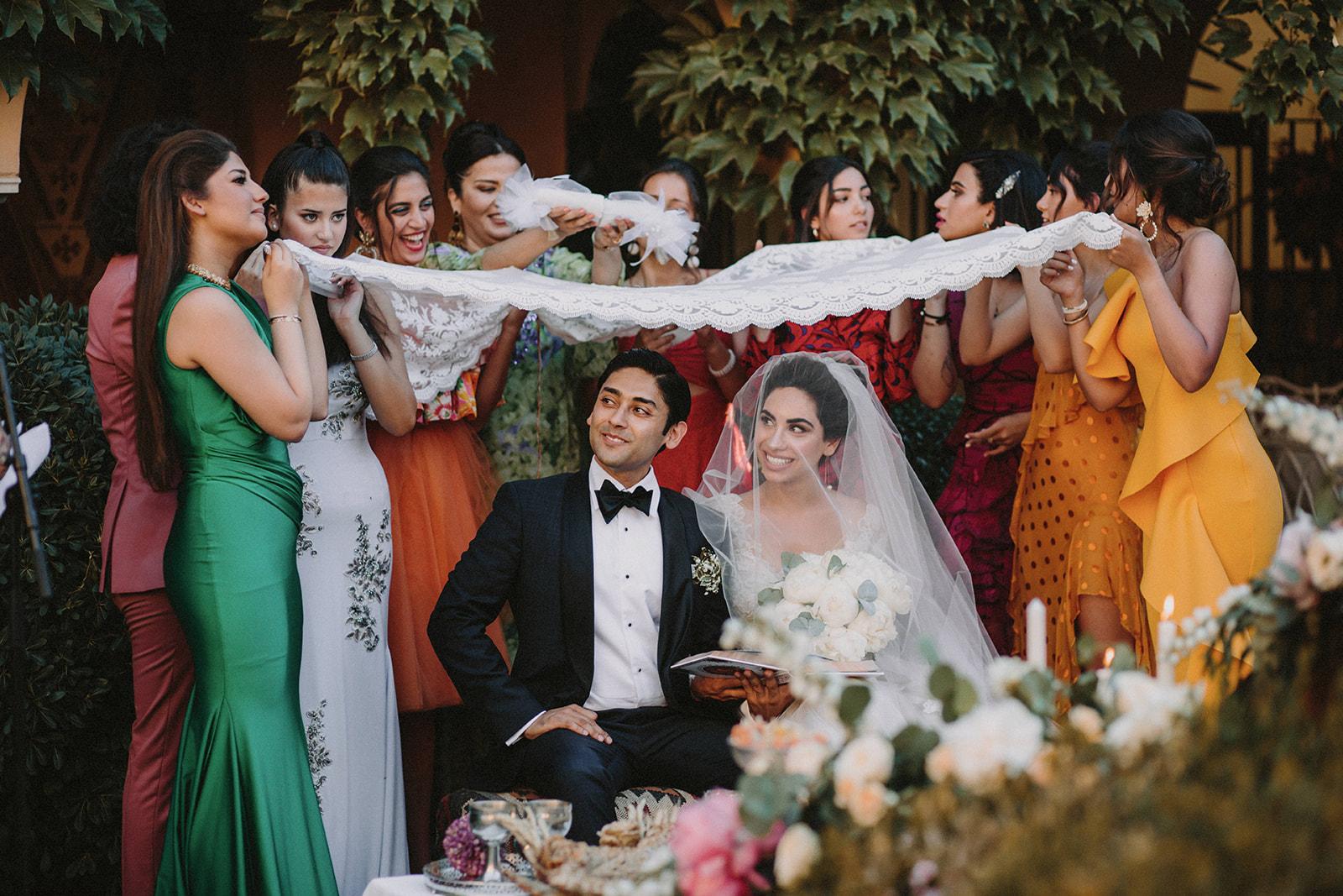 Persian Ceremony in Seville
